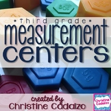 Common Core Measurement Centers- 3rd Grade