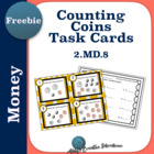 Common Core Money Counting Coins
