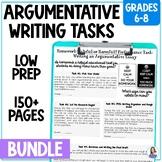 Common Core News Debate: Crafting an Argumentative Essay Bundle