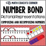 Common Core: Number Bond Pictorial Representations