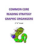 Common Core Reading Strategies Graphic Organizers
