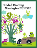Guided Reading Strategies Unit: Common Core Aligned {K, 1s