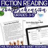 Reading Test Prep - FICTION - Common Core Aligned - Grade