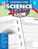 Common Core Science 4 Today Grade 5 SALE 20% OFF CD-104816