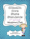 Common Core State Standards 2nd Grade Assessment Checklist