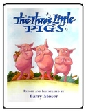 Common Core Three Little Pigs Book Study - 7 DIFFERENT STO