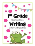 Common Core Writing {Letter Writing Unit}