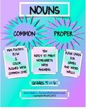 Common Proper Nouns Worksheets
