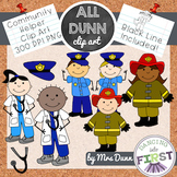 Community Helper Clipart