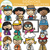 Community Helper Sidekicks Clip Art