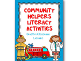 Community Helpers Literacy Activities and Centers