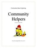 Community Helpers curriculum unit