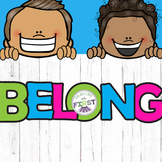 Community groups- I belong