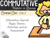 Commutative Property of Addition 1.OA.3