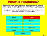 Compare Hinduism and Buddhism - Bill Burton