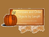Compare and Order Objects by Length