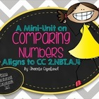 Comparing 3-Digit Numbers Mini-Unit {CC.2.NBT.A.4}