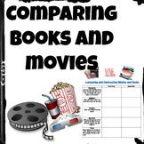 Comparing Books and Movies