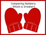 Comparing Numbers Mitten Center