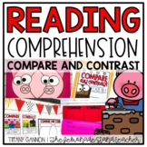 Comparing and Contrasting with the Three Little Pigs Unit