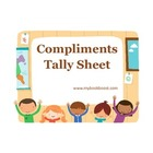 Compliments Tally Sheet