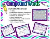 Compound Words Smartboard Lesson