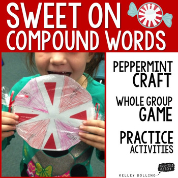 Compound Words {We're Sweet On Compound Words}