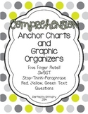 Comprehension Anchor Charts and Graphic Organizers