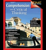 Comprehension & Critical Thinking Grade 4 (Physical Book)