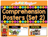 Comprehension Poster Set #2