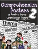 Comprehension Posters {15 skills included!}