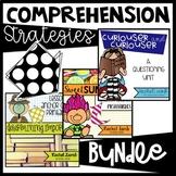 Comprehension Strategies Bundle! Summarizing, Determine Im