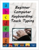 Computer Keyboarding Skills - Touch Typing