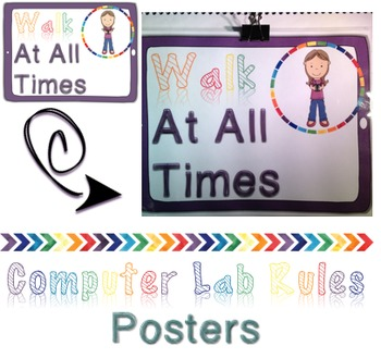 https://www.teacherspayteachers.com/Product/Computer-Lab-Rules-Posters-1986178