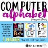 Computer alphabet