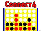 Connect4 PowerPoint Template - Create Your Own Review Game