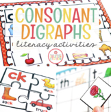 Consonant Digraph Activities