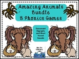 Consonant Digraphs  {Animals}
