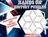 Constitution and Bill of Rights  Puzzle