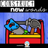 Construct New Words - A Phonemic Awareness Activity