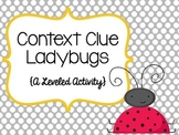 Context Clue Ladybugs