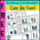 Conversation Sampler- Free!