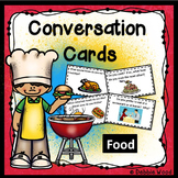 Conversation Cards: Food