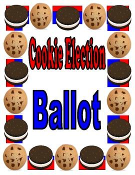 Cookie Election Ballot