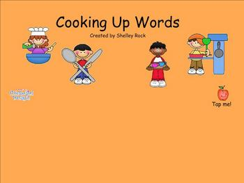 Cooking Up Words