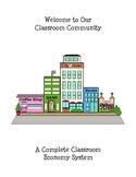 Cool Kid Cash Classroom Economy System