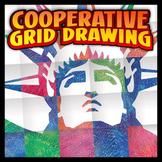 Cooperative Coloring Grid - Liberty