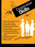 Cooperative Skills Poster (Giclee Print)