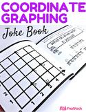 Coordinate Graphing Joke Book (CCSS 5.OA.3, 5.G.1)