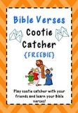 Cootie Catcher - Bible Verses {FREEBIE}